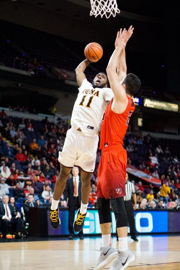 Iona junior was named to the MAAC All-Tournament Team.