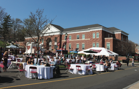 Spring Weekend brings together fashion, food, musical performances