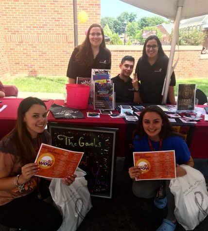 Iona greets new, returning students with semi-annual Weeks of Welcome
