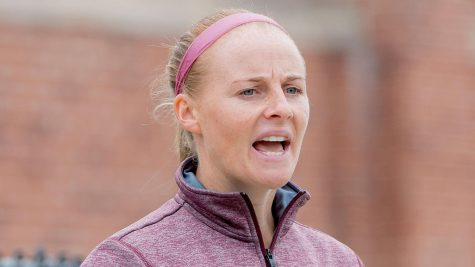 Sarah Brady resigns as women's soccer head coach