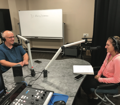 Students, faculty host show on WVOX