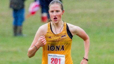 Iona competes in NCAA Northeast Regionals