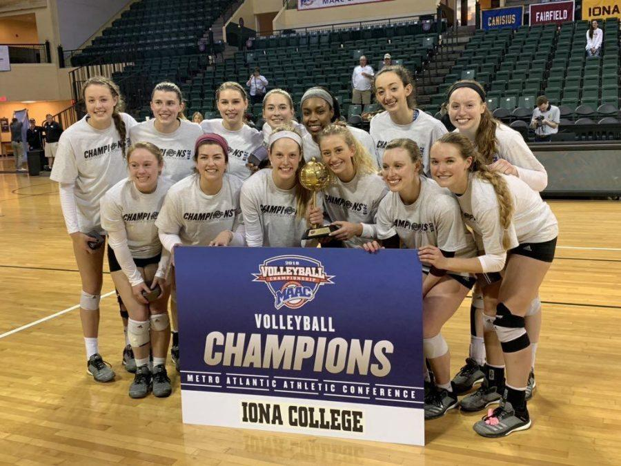 Iona earned an automatic bid in the NCAA Tournament.