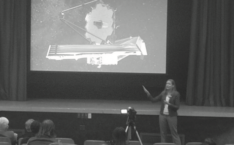 New NASA telescope discussed in Iona lecture series