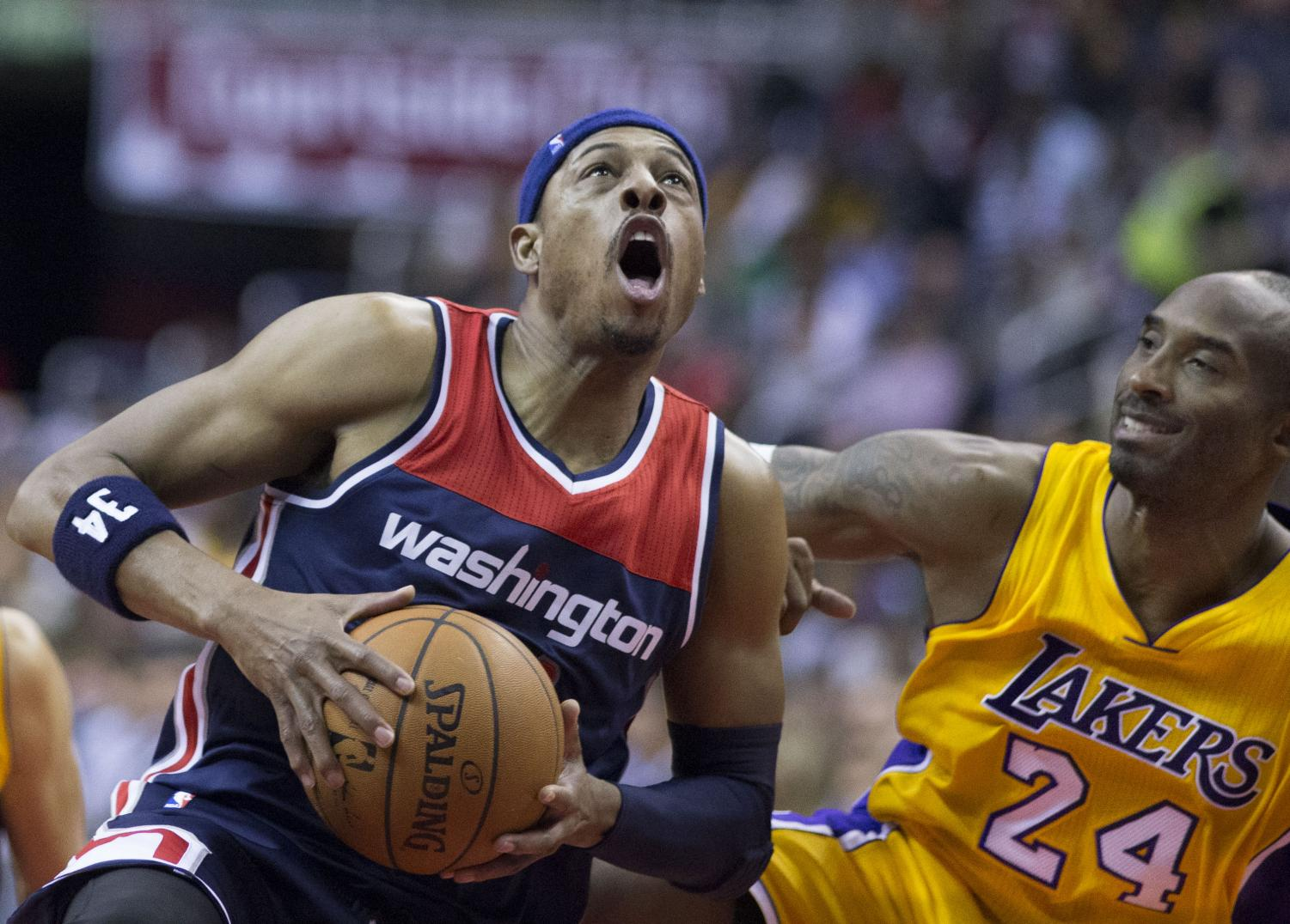 Paul Pierce was named an NBA All-Star 10 times during his career.