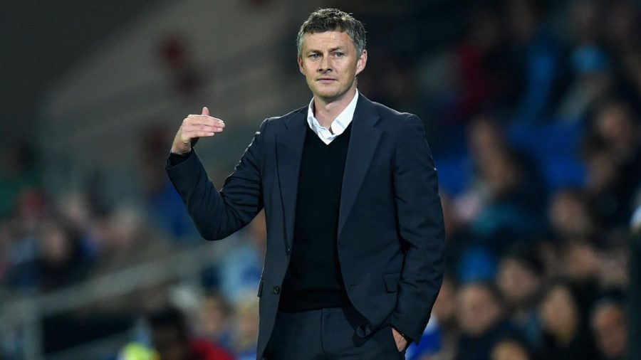 Ole+Gunnar+Solskjaer+took+over+as+manager+for+Manchester+United+in+December+of+2018.