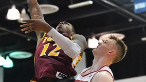 Iona remains in hunt for first place in MAAC after 66-52 win over rival Manhattan