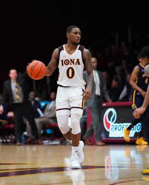 Rickey McGill shines in Iona's 87-80 win over Canisius on Senior Day, Gaels take top spot in MAAC