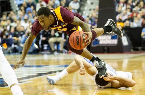 Iona's inspiring first half performance isn't enough to beat North Carolina in NCAA Tournament