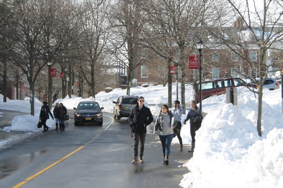 Iona residents and commuters can have different but equally enjoyable experiences during their time at the college.