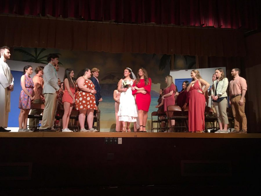 "The Iona Players' performance of ""Mamma Mia!"" delighted audiences with its humor, heart and an amazing ABBA soundtrack."