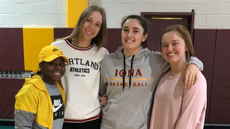 Gaels speak on value that charity work brings to team