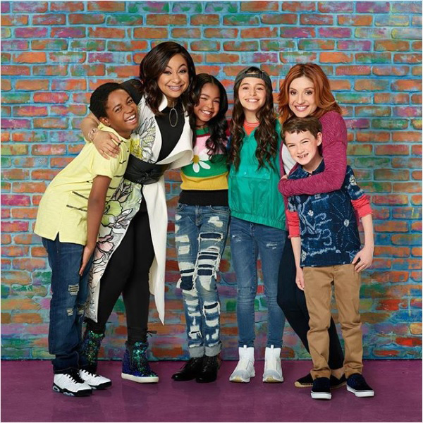 """The current Disney Channel show """"Raven's Home"""" brings back characters from the show """"That's So Raven,"""" which originally aired from 2003 to 2007."""