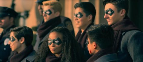 'The Umbrella Academy': Dysfunctional but fun
