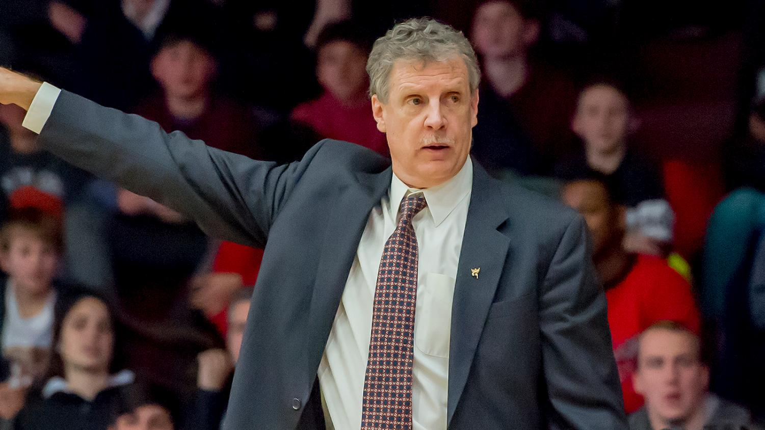 Tim Cluess has lead the Gaels to four straight Metro Atlantic Athletic Conference championships and is the only coach to have done so.