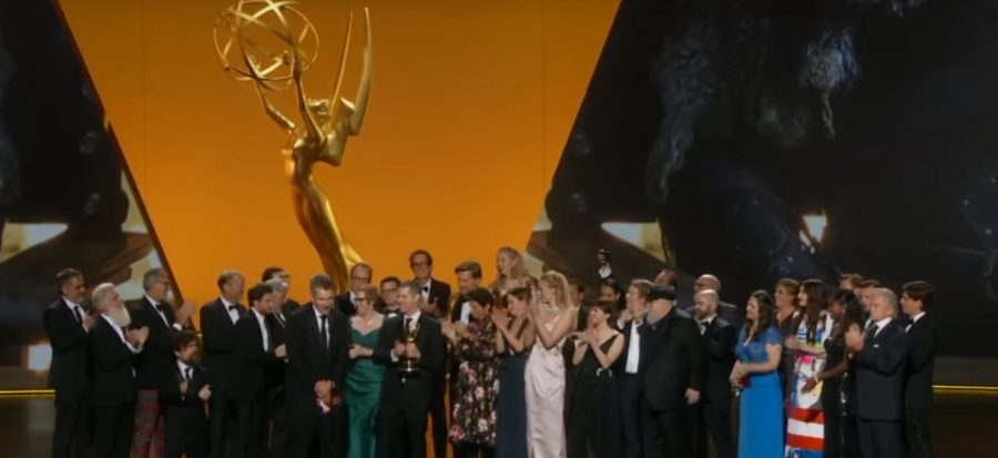 The+2019+Emmy+Awards+had+a+diverse+winner+pool%2C+which+included+the+cast+of+HBO%27s+%22Game+of+Thrones.%22+The+popular+drama+became+the+most+decorated+fictional+series+of+all+time.+