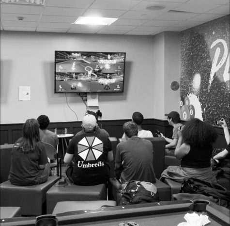 AIL hosts Mario Kart tournament, welcomes all players