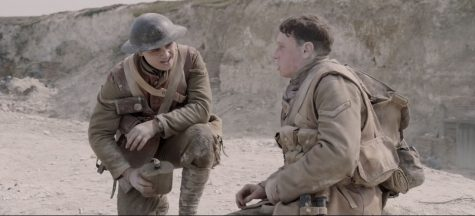 """1917"" appears to be show in one take, emphasizing the journey of the soldiers Schofield and Blake throughout the film."