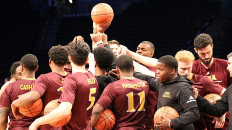Junior Omorede Rainey has been a team manager of Iona men's basketball since his freshman year.