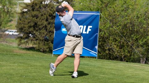 Senior Matt Mirocco led the Gaels in their final tournament of the fall season with 71(+1).