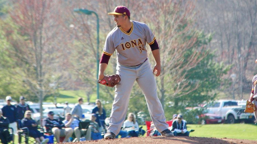Senior Mario Ferraioli earned the NCAA Player of the Week award right after his no-hitter versus Quinnipiac.