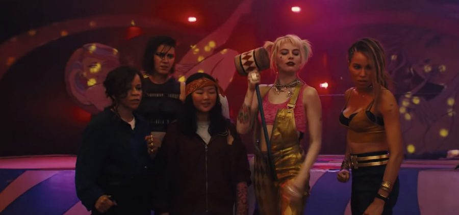 Harley Quinn celebrates her split from Joker until Gotham