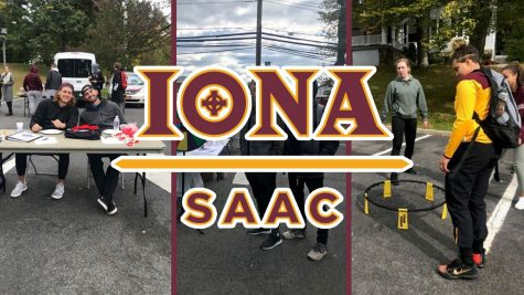The Iona Student-Athlete Advisory Committee started working with the Metro Atlantic Athletic Conference Student-Athlete Advisory Committee at the beginning of the fall semester, starting the #MAACVotes campaign. Photo courtesy of icgaels.com.