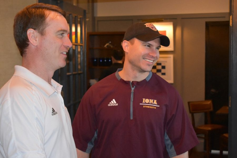 Strength and conditioning head coach Kelly Shaver has been a part of Iona Athletics since 2013. / Photo courtesy of icgaels.com.