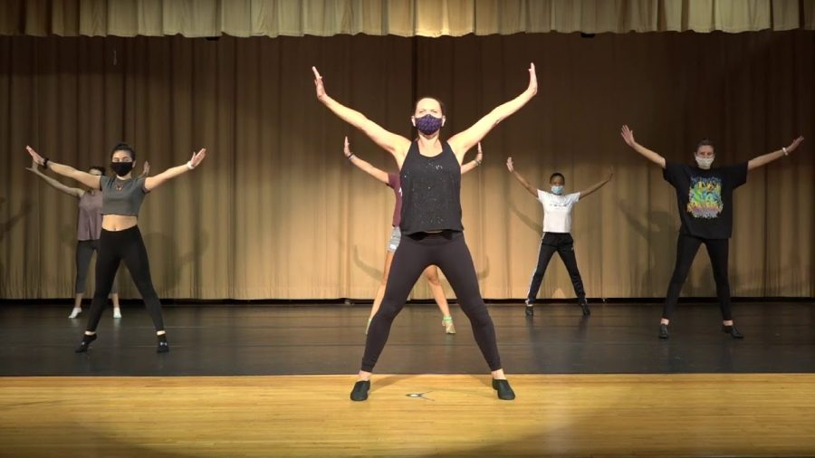 Iona's Fine and Performing Arts Department holds the Annual Dance Symposium in new virtual format - Joseph Ferrer - Photo taken from Iona College Virtual Dance Symposium.