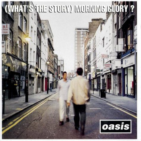 "25 Years of Oasis' ""(What's the Story) Morning Glory?"""