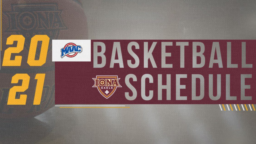 The Metro Atlantic Athletic Conference confirmed their revised basketball schedule on Sept. 17. // Photo courtesy of icgaels.com