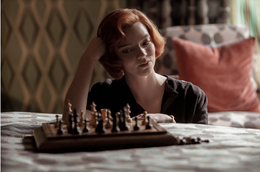 'The Queen's Gambit': A refreshing historical miniseries that manages to remain topical