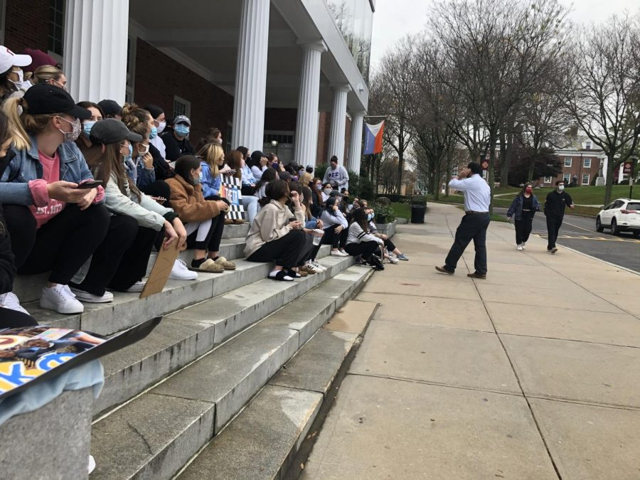Greek Life saves local organizations at Iona College