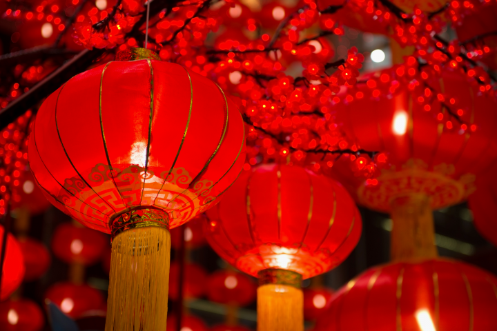 What's new for the Lunar New Year?