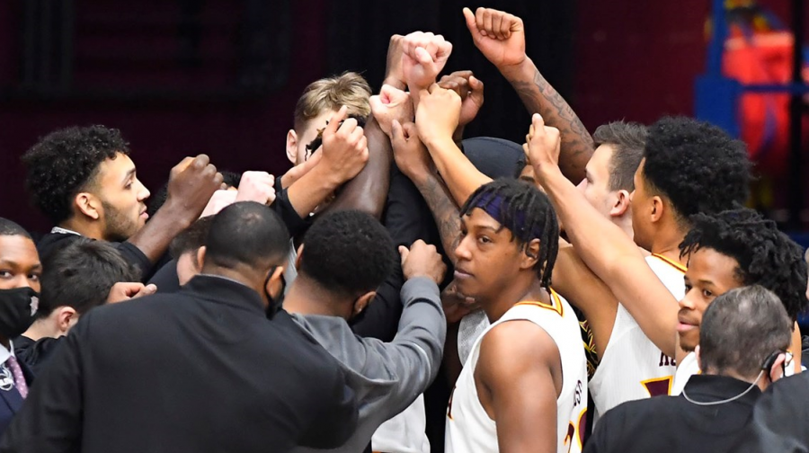 The Iona men's basketball team has scored a season-high 85 points in their win against Coppin State. // Photo courtesy of icgaels.com.