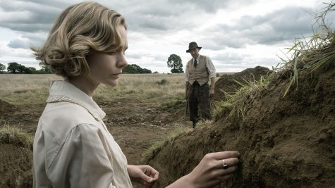 The Dig replicates the detailed setting of 1940s Europe - Image Credit - Netflix.