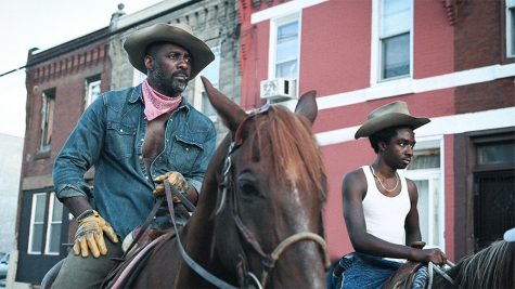 Concrete Cowboy use of live horses helps elevate the father-son drama.