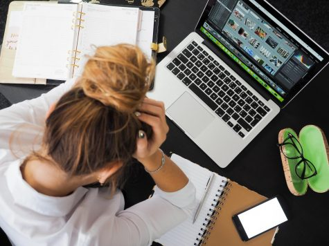 The COVID-19 pandemic has resulted in more stressors and less ways for students to deal with them.