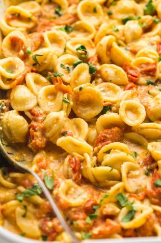 Baked feta pasta and whipped coffee are two of TikTok's most viral recipes.