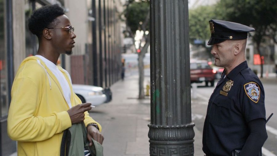 Two Distant Strangers time loop premise contributes towards an incredibly important discussion on police brutality in America.