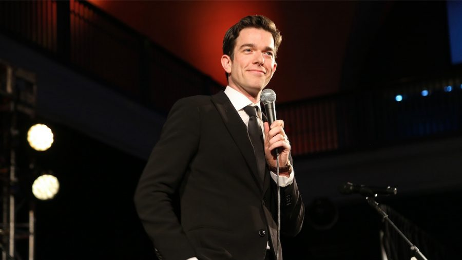 John Mulaney returns to fans and the stage and shares his personal journey.