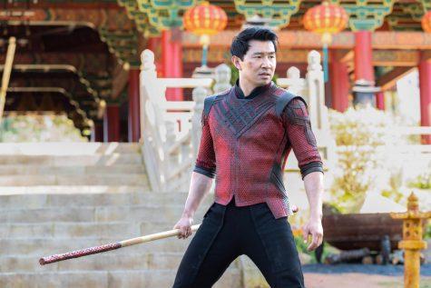 Simu Liu stars as Marvels first Asian led role.