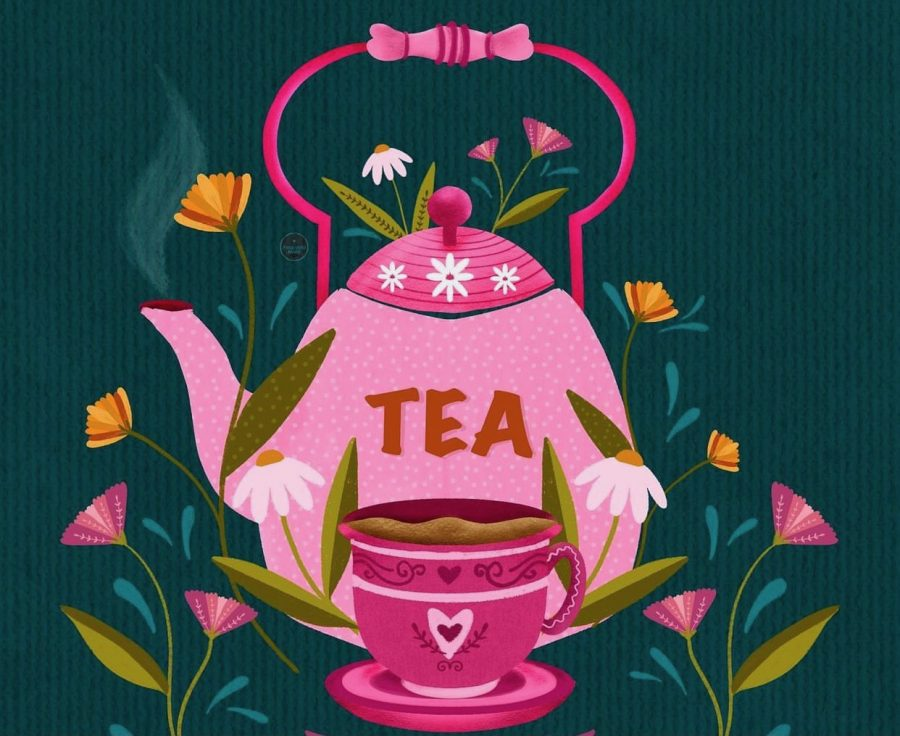 The sorcery of tea can not only bring together loved ones, but also cure them/