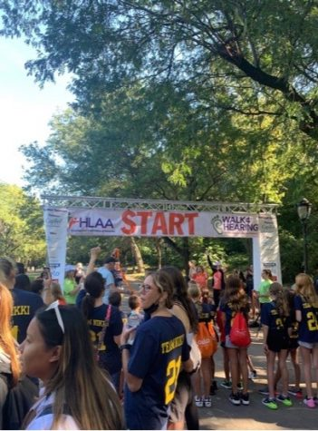 ASL Club participates in Walk4Hearing, plans events for upcoming year