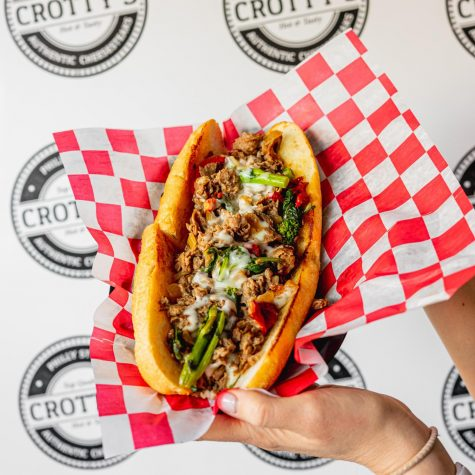 Crotty's Cheesesteaks: New addition to Iona meal plan