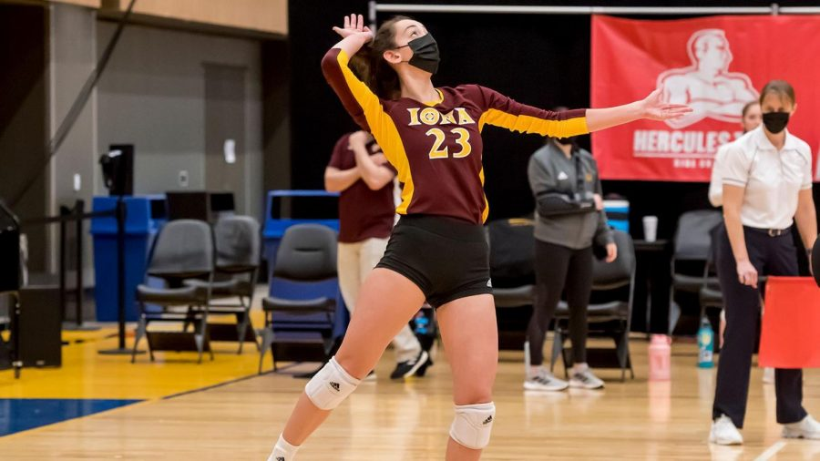 Iona showed improvement in the invitational compared to 2019 when they lost all three of their games.